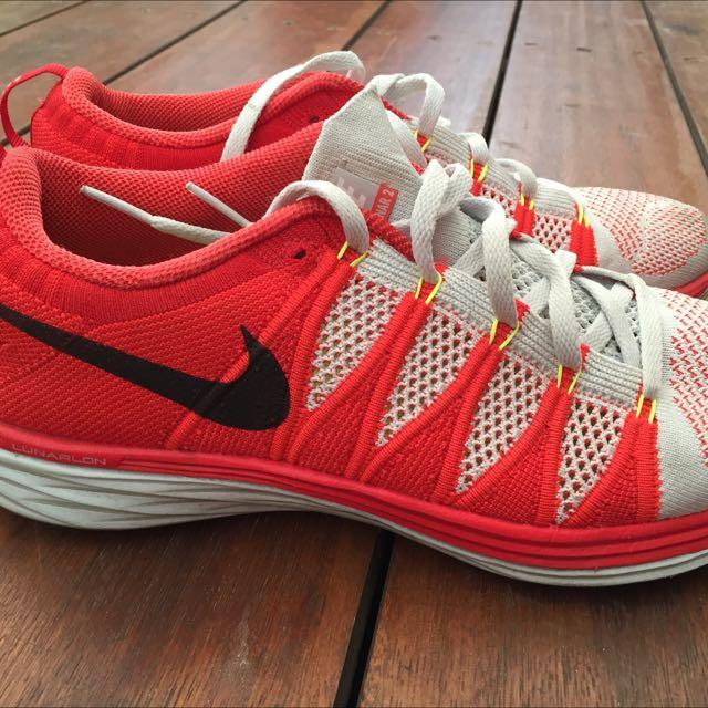 Nike - Men's Size 8