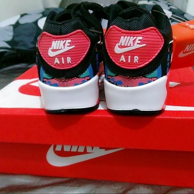 Nike air max國外限定迷彩