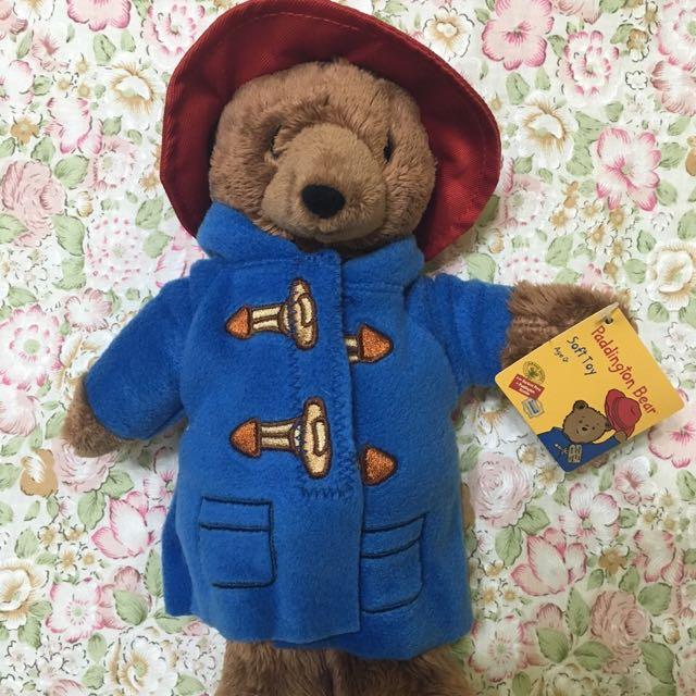 Paddington 小熊