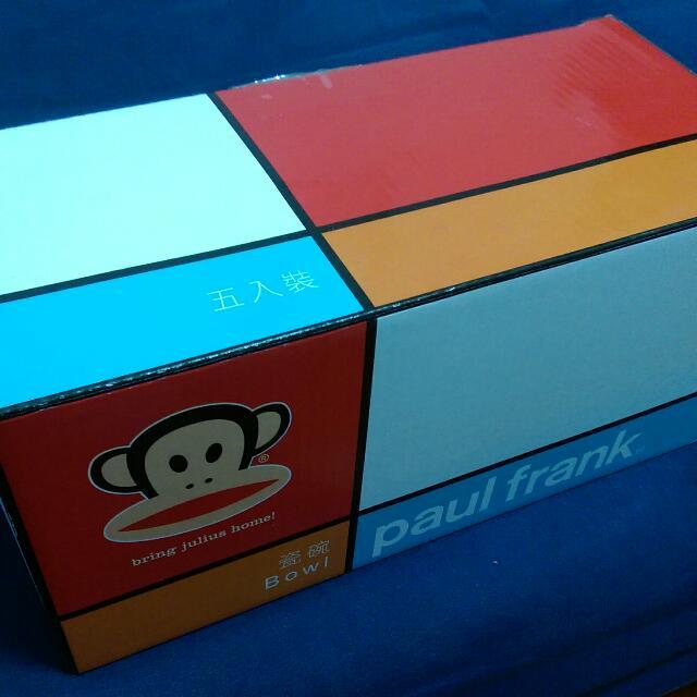 paul frank 瓷碗《大嘴猴