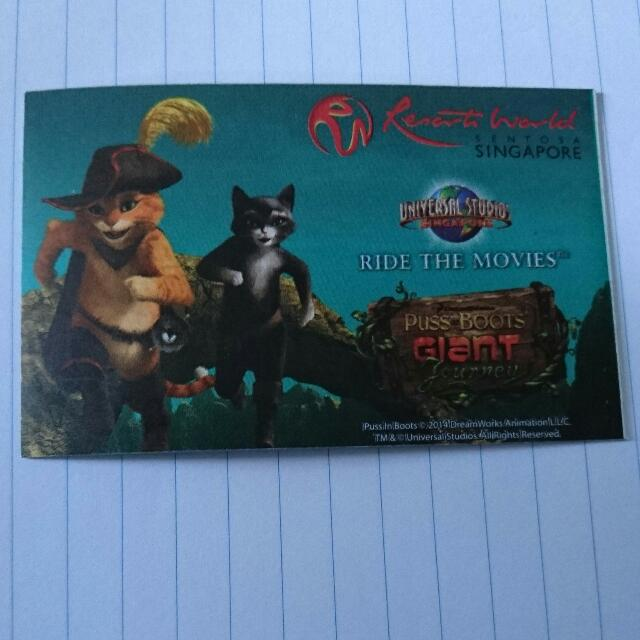 RWS Adventure Cove Waterpark tickets