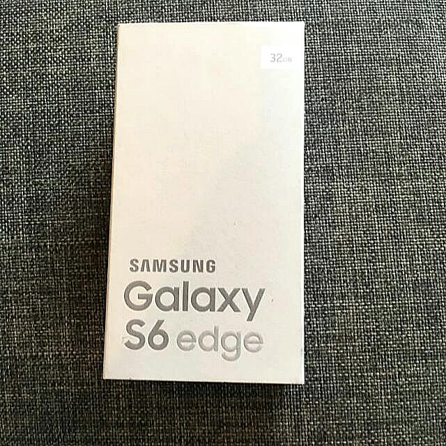 Samsung Galaxy S6 Edge 32gb White Pearl Unlocked