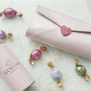 訂製款愛心信封情書鉛筆盒筆袋零錢包手拿包