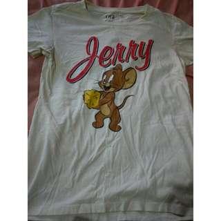 Uniqlo湯姆貓與傑利鼠T-shirt