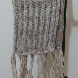 Wool Scarf #preloved