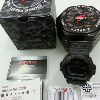 G-shock Gdx6900MC