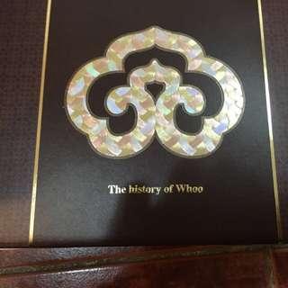 History Of Whoo Gonjinhyang Set