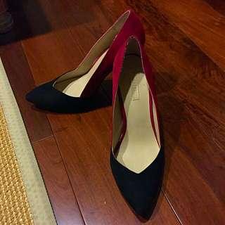 Zara副牌Trf高跟鞋