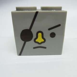 黑豆腐人(打開就是盒子)