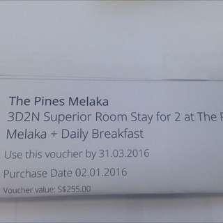Hotel Stay In Melaka