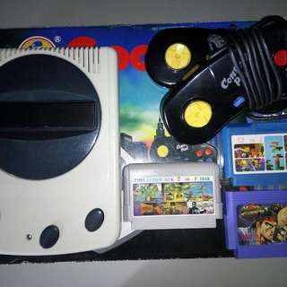 Vintage Gaming Console System Good Boy