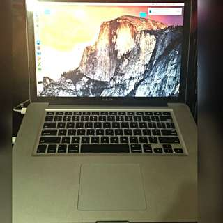 Macbook Pro 15 Inch (Screen Not Working)