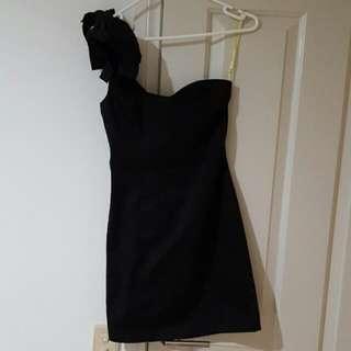 Bardot Bow Dress Size 8