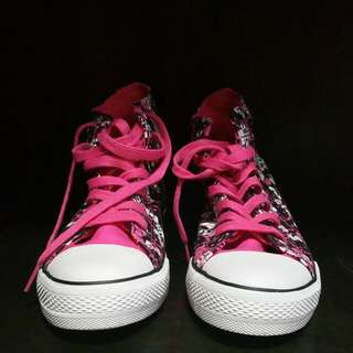 Sanrio Hello Kitty HighCut Shoe