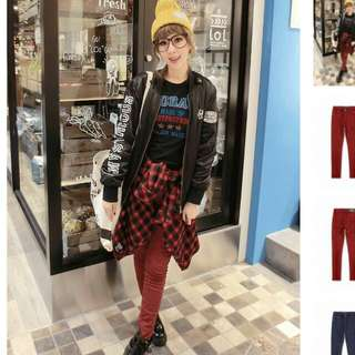 MJR百搭爆瘦彈性高腰skinny 褲(major mavis)