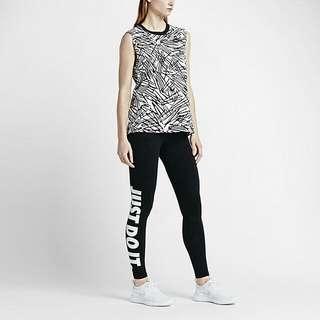 [全新]Nike運動彈力緊身褲