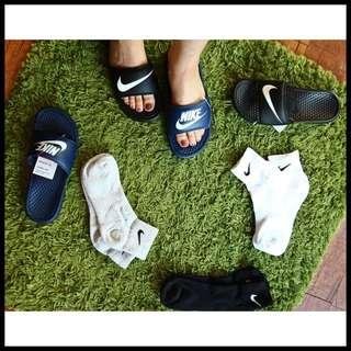 全新 _ 正🎈NIKE LOGO女生短襪