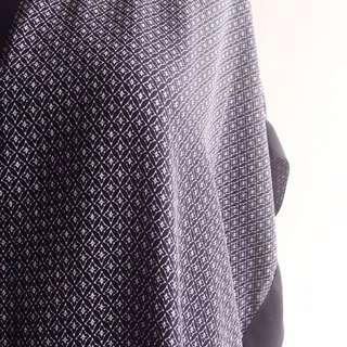 H&M Blue Dress Top