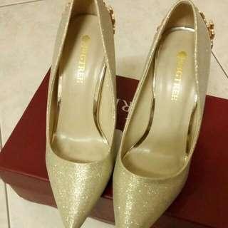 韓風高貴宮廷  婚鞋  36號