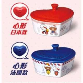 7-11全新line friends&hello kitty聯名造型設計,限量收藏