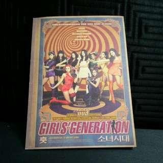 🌸 少女時代 🌸 GIRLS GENERATION Hoot 附贈全員貼紙 徐玄小卡