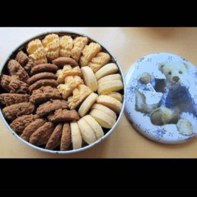 🇭🇰2/12出貨🇭🇰香港代購 🐻Jenny Bakery 小熊餅乾