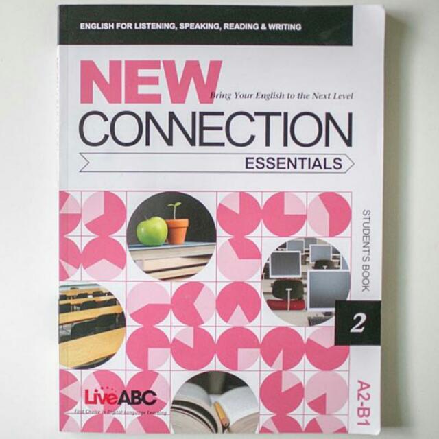 [ 急徵 ]Live ABC  New Connection Essentials