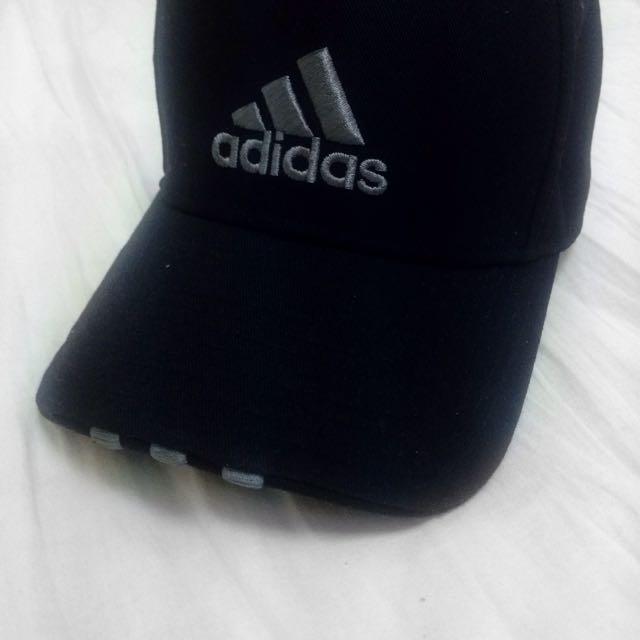 Adidas 帽子 黑色