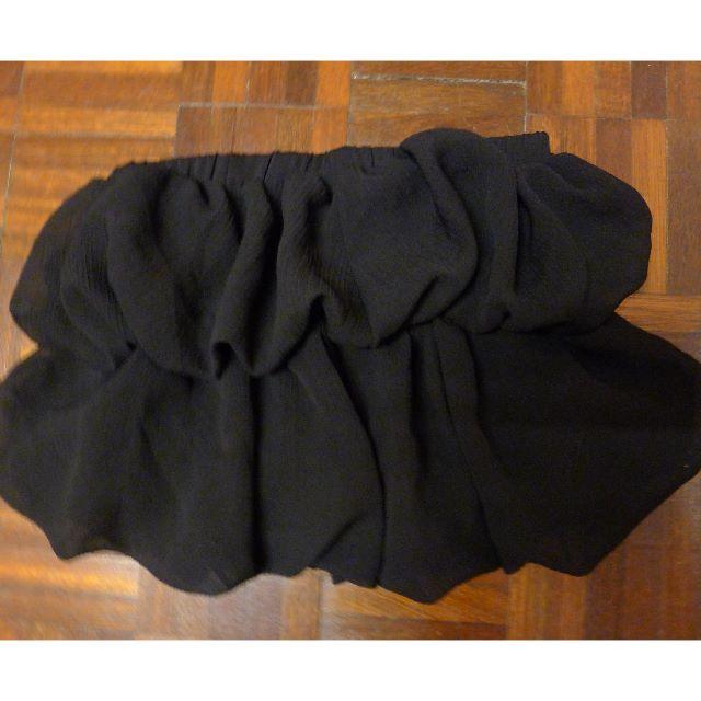Bubble Mini Skirt