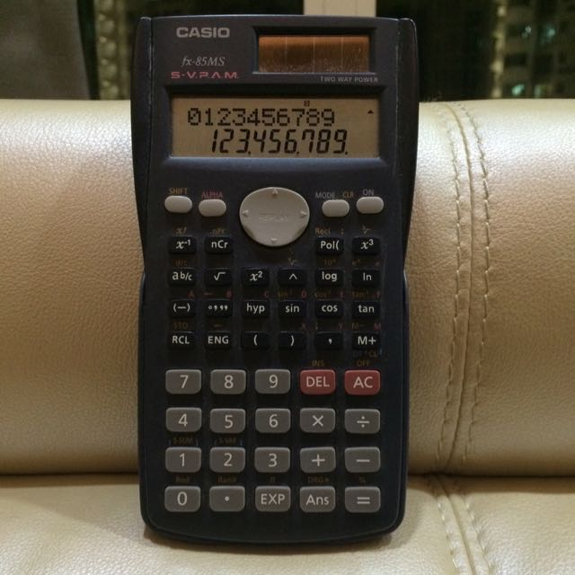 Calculator CASIO fx-85MS