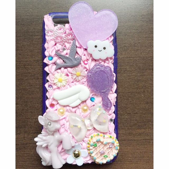 low priced b1a0e 3403c Decoden iPhone 6 Ready to use handphone case