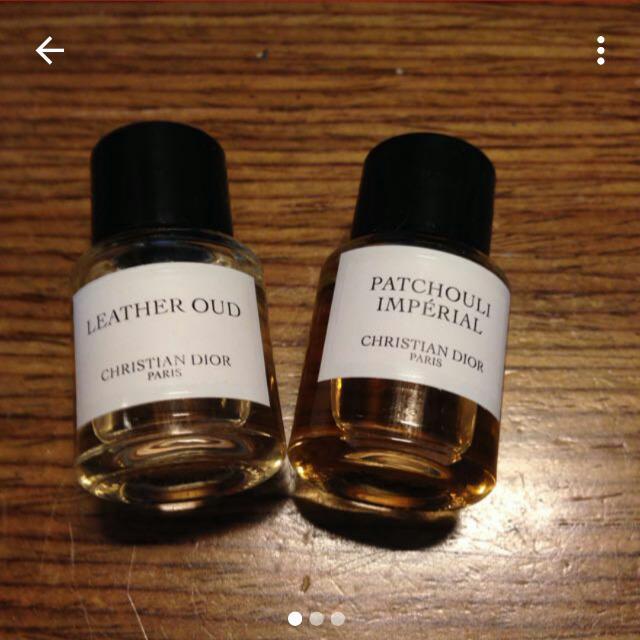 Dior CD 高級訂製小香水