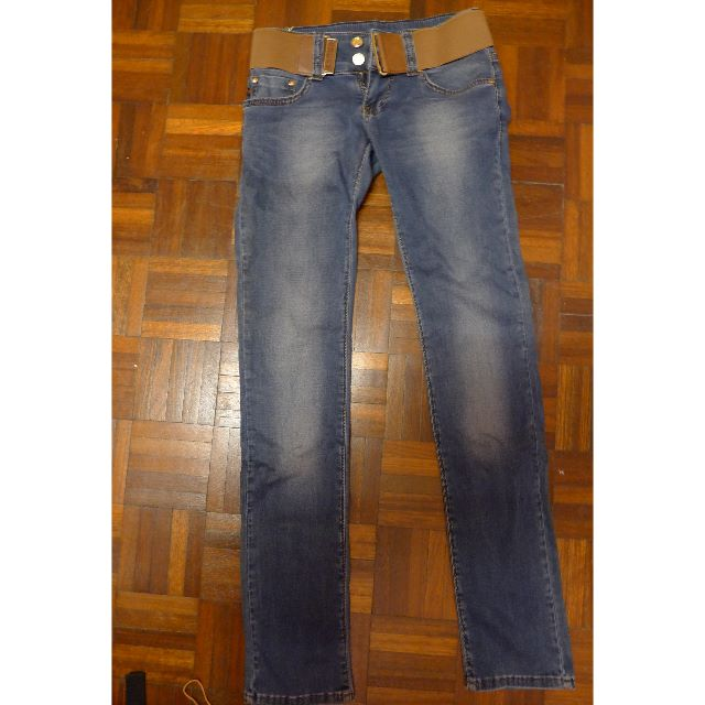 GUCCI Straight Cut Stretchable Jeans (FREE POSTAGE)