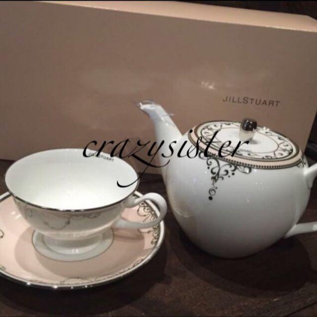 Jill Stuart(全新品)日本原裝進口 午茶饗宴組