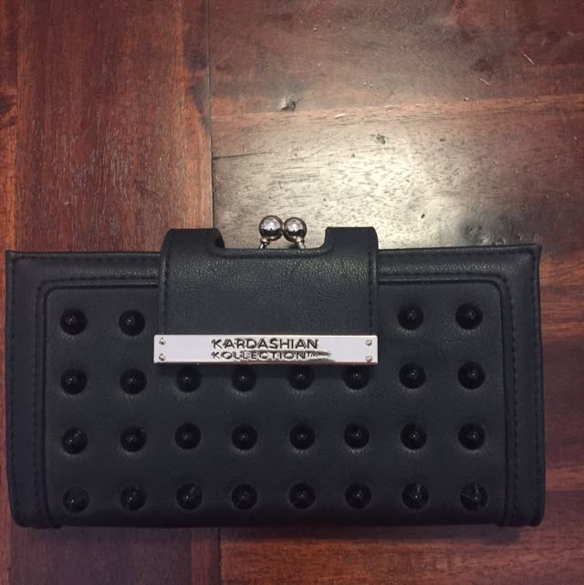 Kardashian Kollection purse
