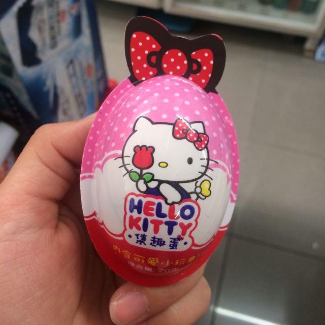 Kitty奇趣蛋 限量版