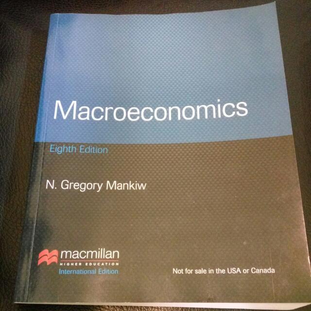 Macroecnomics