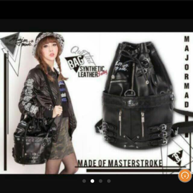 Major Made 個性背包