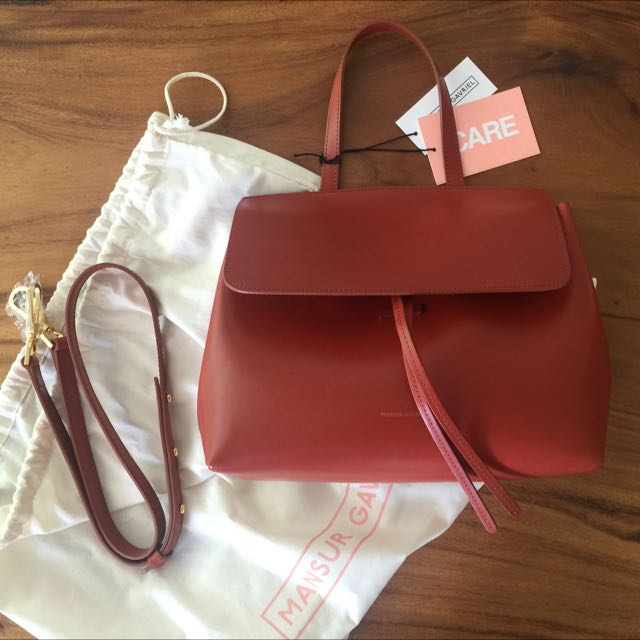 Mansur Gavriel Mini Lady Bag (Brandy Avion) 9f30cb866d1fa