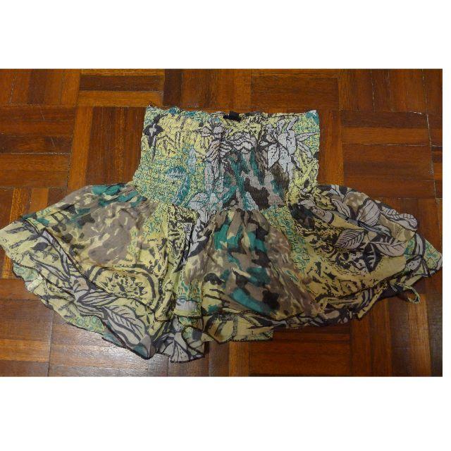 Mini Skirt / Tube Top