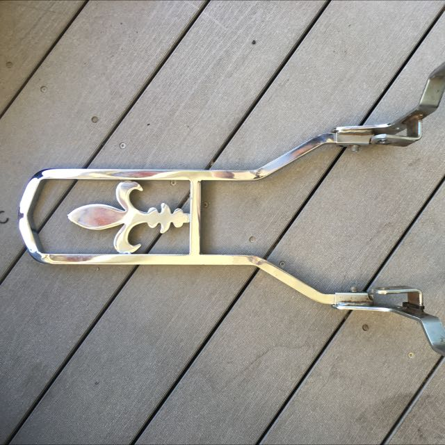 Motorcycle Sissy Bar