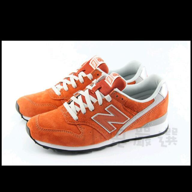 NEW BALANCE 996  麂皮復古鞋