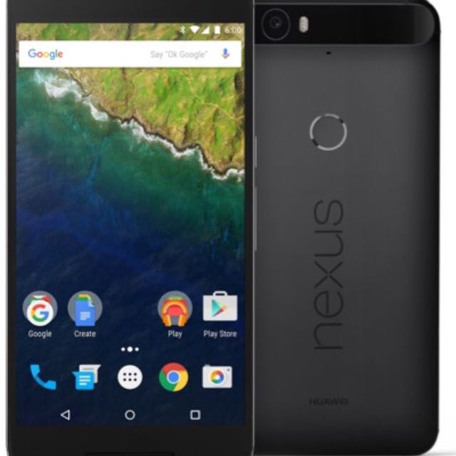 Nexus 6p 64Gb Ready In Indonesia.