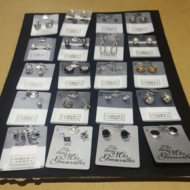 Selection Of Earrings!
