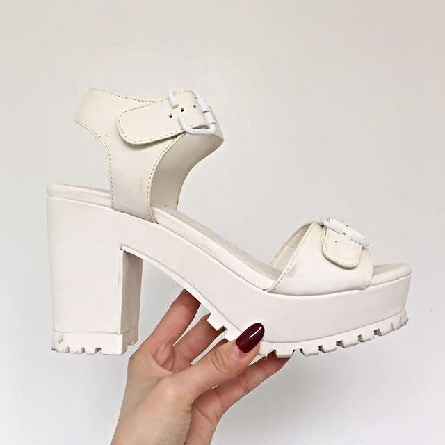 Wedge Sandals from Sportsgirl