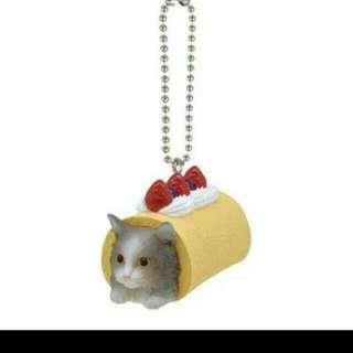 點心貓 扭蛋 轉蛋 甜點貓