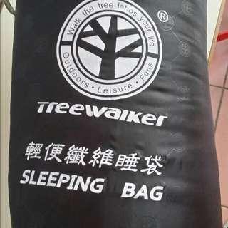 露營 外出 爬山 登山 旅行 輕便睡袋 100聚酯纖維