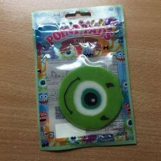 日本帶回 DISNEYSTORE POINT PADS 怪獸公司 大眼仔 單眼仔 造型局部面膜(10片入)  包平郵