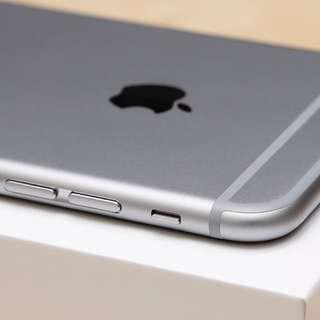 Iphone 6s 64G 太空灰 全新未拆封