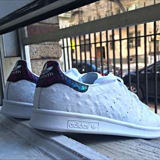 Adidas Stan Smith Pelligrini Leather 10.5